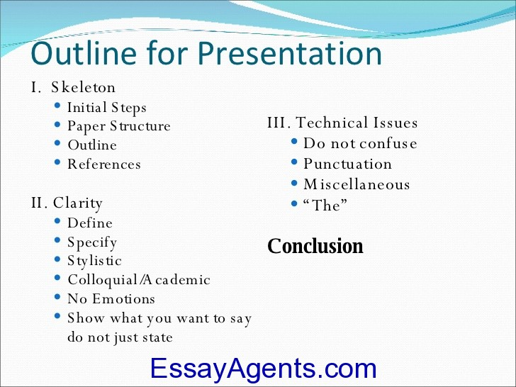 how to make a good powerpoint presentation for college